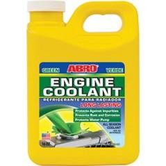 Abro Engine Coolant Green