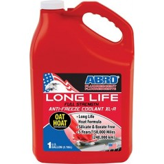 Abro Long Life Coolant Full Strength