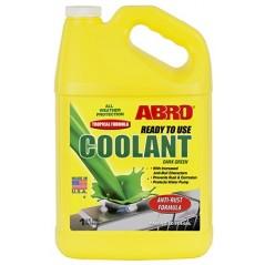 Abro Engine Coolant Dark Green