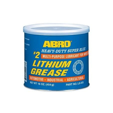 Abro 2 Super Blue Lithium Grease