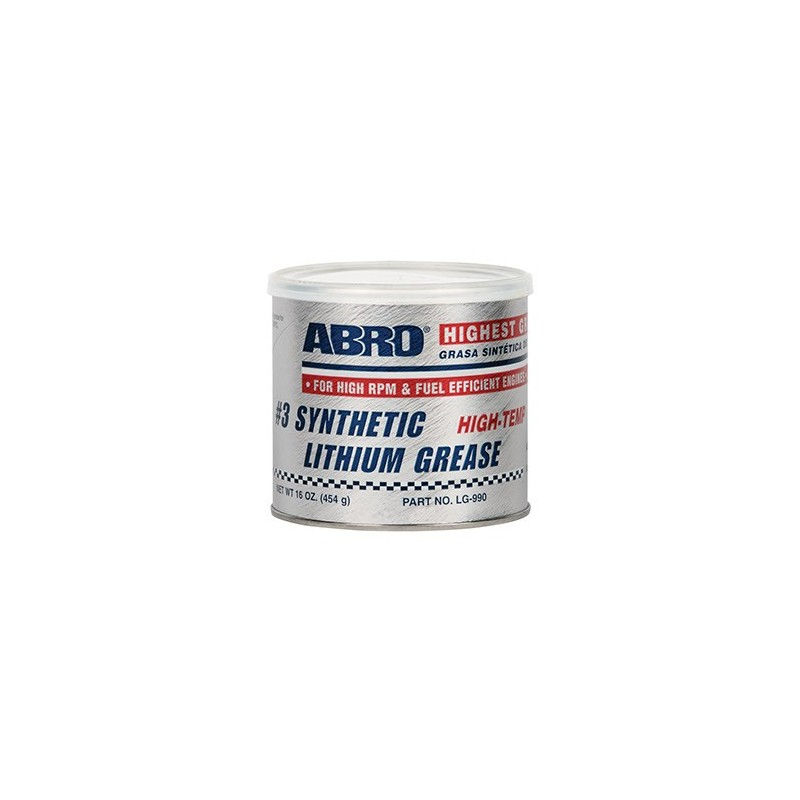 Abro 3 Synthetic Lithium Grease