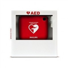 Philips Heart Smart AED Wall Cabinet