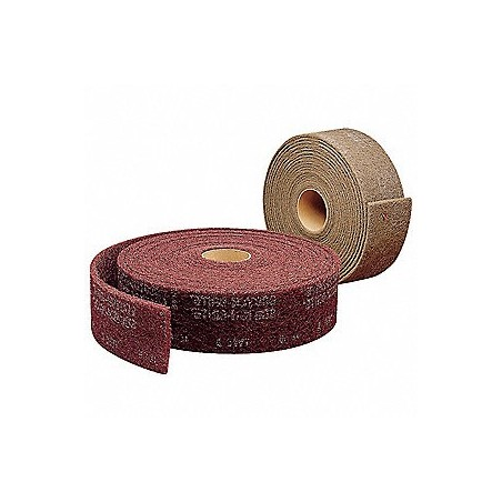 """Aluminum Oxide Abrasive Roll, 30 ft. L X 4"""" SCOTCH-BRITE"""