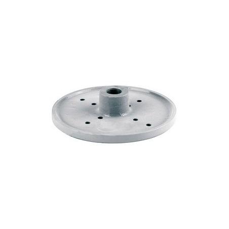 Draper 150MM Right Hand Thread Face Plate