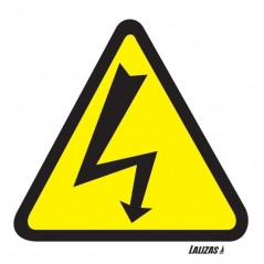 Danger - High Voltage Signs