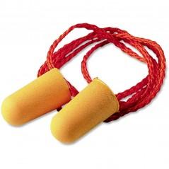 3M Corded Foam Earplugs, 1110 100/box