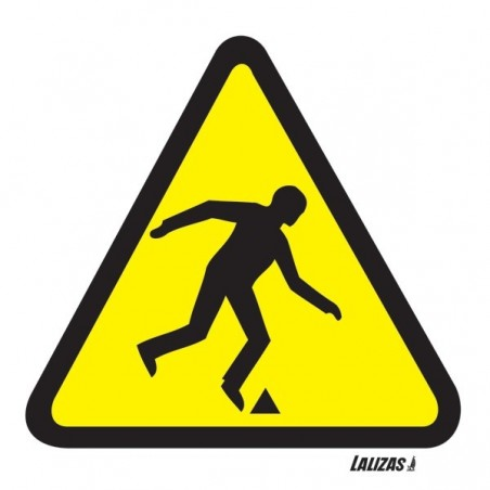 Caution - Trip Hazard Signs