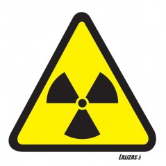 Radioactive Substances Signs