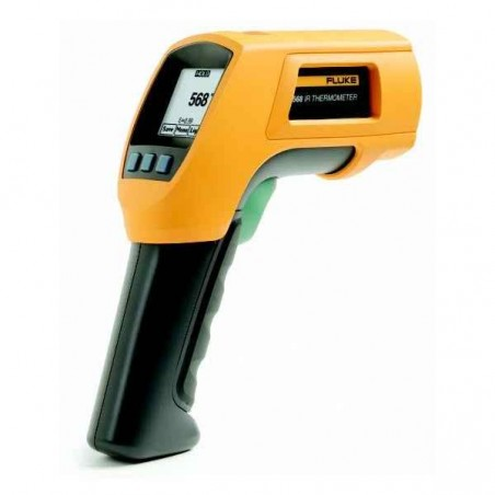 Fluke 568 Non-Contact & Contact Infrared Temp Gun Thermometer