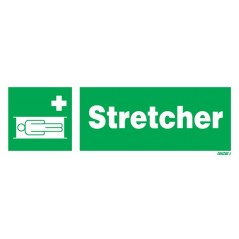 Stretcher Signs