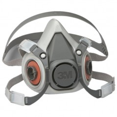 Respirator-3M Half Facepiece Reusable 6300/07025 mask