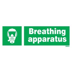 Order for your Breathing Apparatus Signs | Looking for where to buy Breathing Apparatus Signs? order now from Major distributors