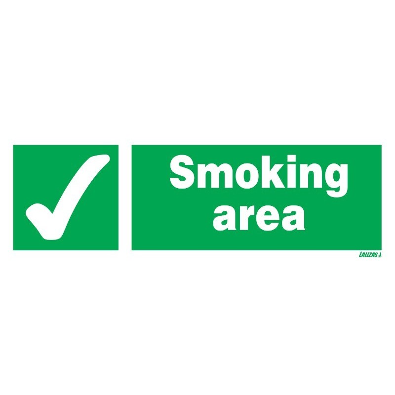 Order for your Smoking Area Signs   Looking for where to buy Smoking Area Signs? order now from Safety Sign Shop in nigeria - Su