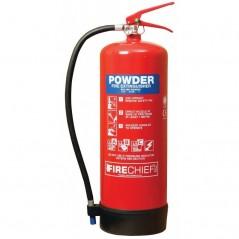 DCP Fire Extinguisher 2kg, 6kg, 9kg, 25, 50kg