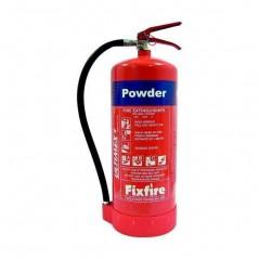 DCP powdered Fire Extinguisher 2kg, 6kg, 9kg, 25, 50kg