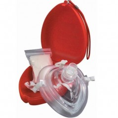CPR Pocket Resuscitator Mask