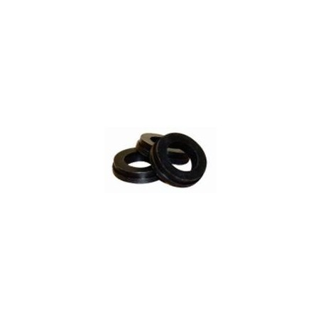 Always have extra coupling gaskets on hand to help extend the life of your couplings and blast hose - 2, 4  Jaw Coupling Washer