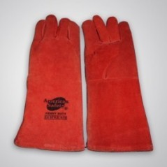 Welders Leather Hand Glove