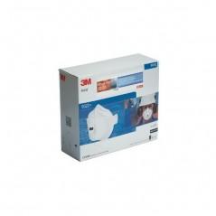3M Aura 9332 Disposable Particulate Respirator FFP3