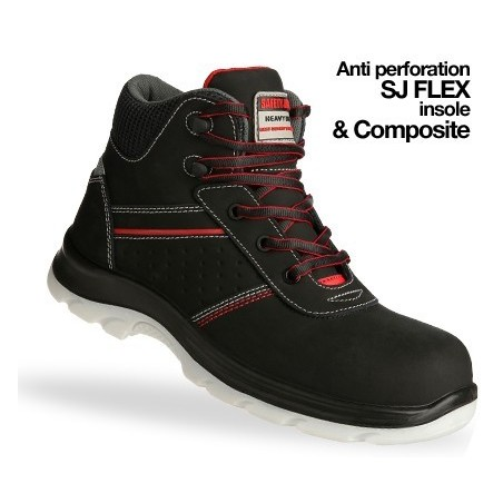 Safety Boots - Safety Jogger Montis S3