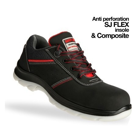Safety Shoes - Safety Jogger Vallis S3