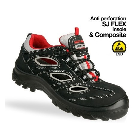 Safety Shoes - Safety Jogger Alsus S1P