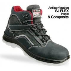 Safety Boots - Safety Jogger Mountain S1P