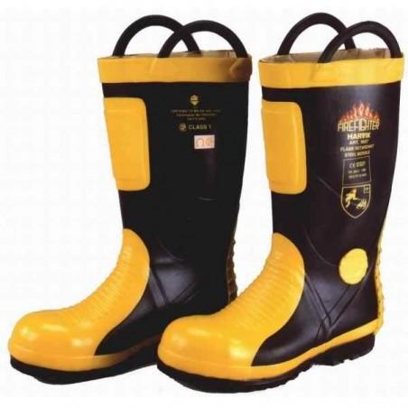 Harvik Firefighter Boot