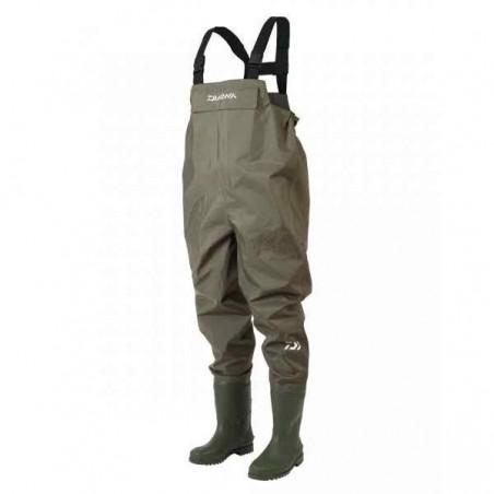 Reinforced Heavy Duty Chest Wader Swamp Rain Boot