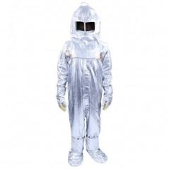 Aluminium Fire Proximity Suit