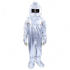 Thermsafe 3 Layers Aluminized Fire Proximity Suit