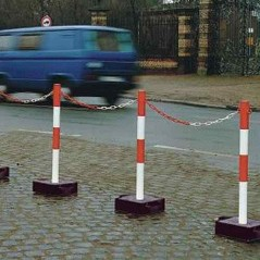 Thermsafe Plastic Chain Barrier System - Chain Only