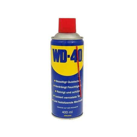 WD - 40 Multifunction Lubricant 400ml