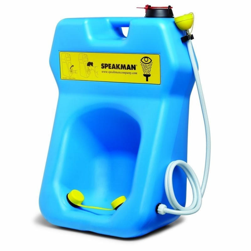 Speakman SE-4300 Portable Eyewash GravityFlo, 20 Gallon