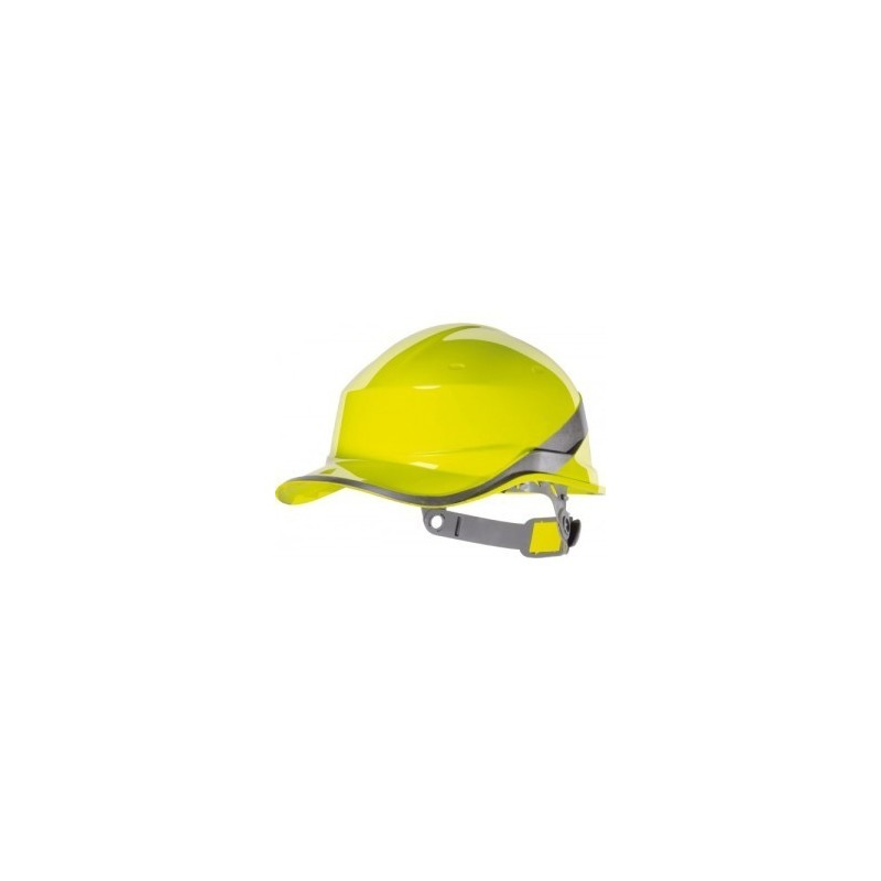 Delta Plus Reversible Baseball Diamond V Safety Helmet is adjustable with curved visor in PPE.  Safety Nigeria is a Nigeria supp