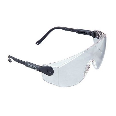 Msa Rx Overglasses, Clear, Over- the- Glasses