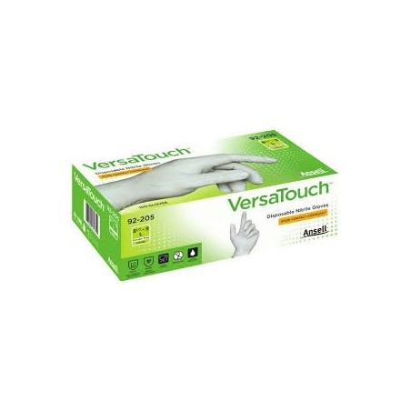 Hand gloves-Ansell VersaTouch Nitrile Gloves