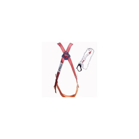 Plus Fall Arrest Harness with Lanyard