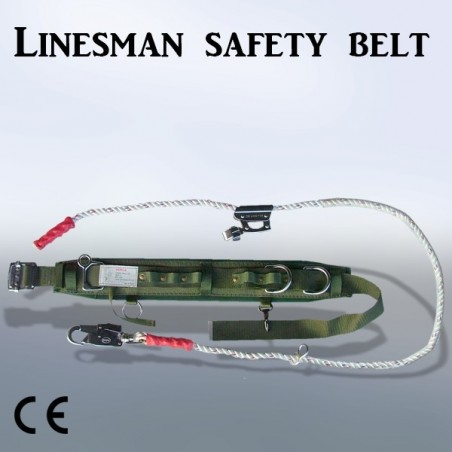 Linesman Safety Belt