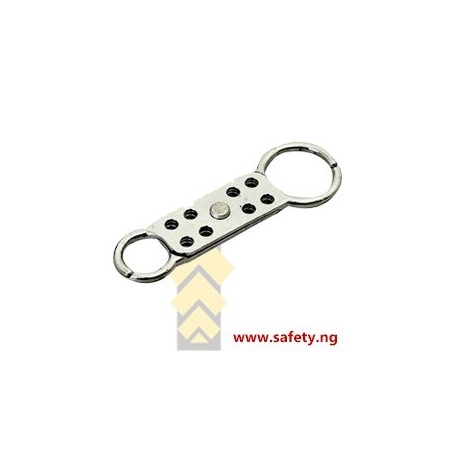 Double-end Aluminum Safety Hasp