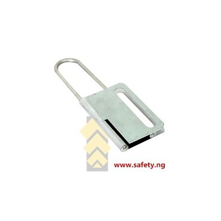 Butterfly Lockout Aluminum Hasp