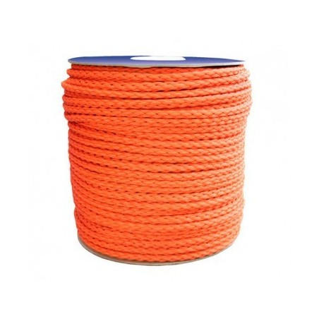 Lalizas Floating Rope Polyethylene, Orange