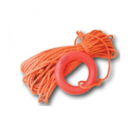 Mooring Ring with 30m rope