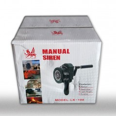 Looking for LK100 Hand Operated Siren? Order your Hand Operated Siren from major distributors of Hand Wound Siren suppliers in n