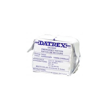 DATREX WHITE RATION 2,400 KCAL, 30 PACK CASE