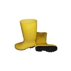 Safety Boots - Sunflower Rain boots