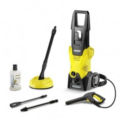 Make your home and vehicles shine like new with Kärcher electric pressure washers. German engineering. 1600 - 2000 PSI electric