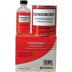 FERRO CORDOBOND® Strong - Back Resin and Activator