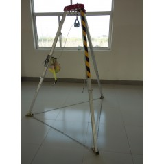 Camp safety Rescue Tripod stand
