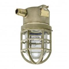 Centurion Explosion Proof Brass Pendant Light